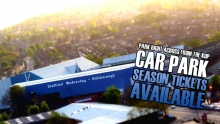 Wednesdayite Car Park - The closest match day parking