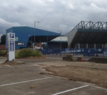 Wednesdayite Car Park - Permits now £95.00 for the rest of the season