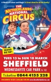 The Circus is Coming to Town - Member Offer 50% off