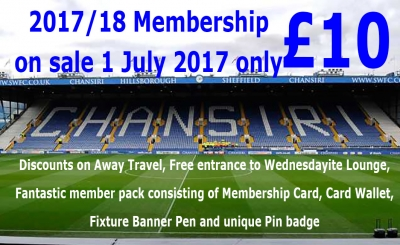 Car park/membership update 8th August 2017