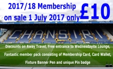 Membership and Car Park permit Update 20 July